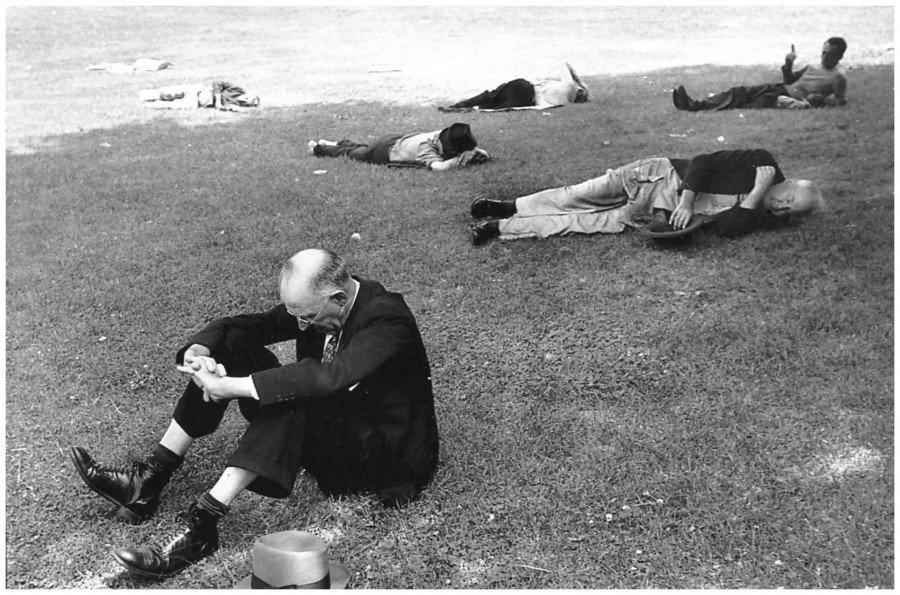 Henri Cartier Bresson, Boston, 1947